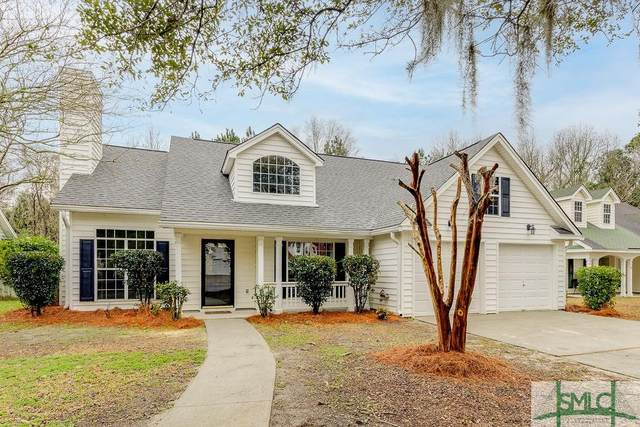 109 Misty Morning Way, Savannah, GA 31419 (MLS #243079) :: The Sheila Doney Team