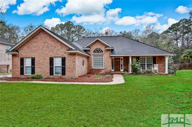 458 Harbour Lane, Richmond Hill, GA 31324 (MLS #243081) :: RE/MAX All American Realty