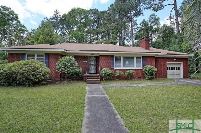 5403 Waters Drive, Savannah, GA 31406 (MLS #243090) :: RE/MAX All American Realty