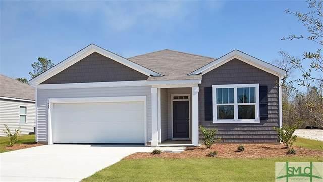 108 Cole Street, Pooler, GA 31322 (MLS #243091) :: The Arlow Real Estate Group