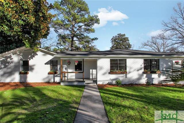 4776 Herty Drive, Savannah, GA 31405 (MLS #243105) :: The Arlow Real Estate Group