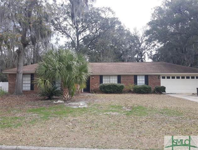 110 Steerforth Road, Savannah, GA 31410 (MLS #243106) :: RE/MAX All American Realty