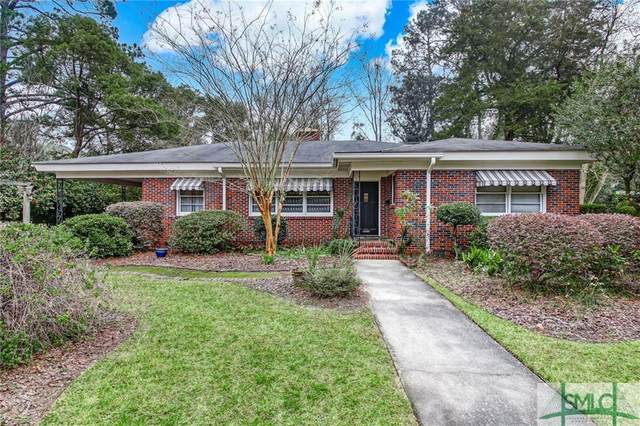 341 Kensington Drive, Savannah, GA 31405 (MLS #243113) :: Bocook Realty