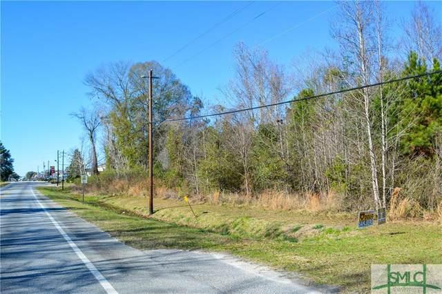 200 Bacon Street, Pembroke, GA 31321 (MLS #243119) :: McIntosh Realty Team