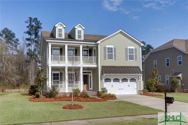 632 Wyndham Way, Pooler, GA 31322 (MLS #243125) :: Keller Williams Coastal Area Partners