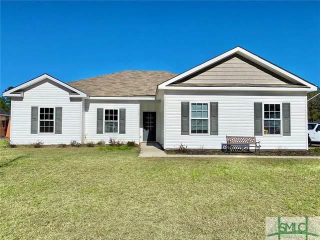 117 Windstream Street, Guyton, GA 31312 (MLS #243133) :: The Arlow Real Estate Group