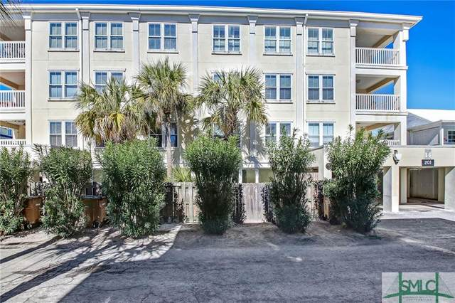 10 T S Chu Unit 301  T S Chu Terrace #301, Tybee Island, GA 31328 (MLS #243135) :: The Sheila Doney Team