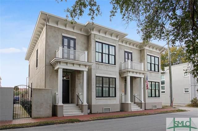 717 Jefferson Street, Savannah, GA 31401 (MLS #243142) :: McIntosh Realty Team