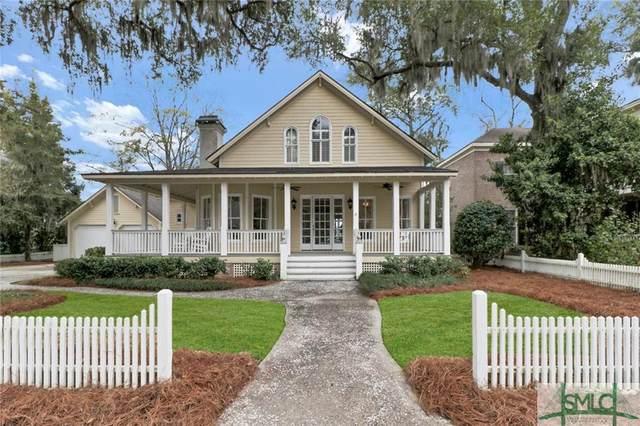 108 John Wesley Way, Savannah, GA 31404 (MLS #243143) :: RE/MAX All American Realty
