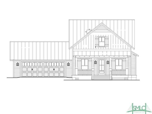 125 Ridgewood Park Drive S, Richmond Hill, GA 31324 (MLS #243151) :: Keller Williams Coastal Area Partners