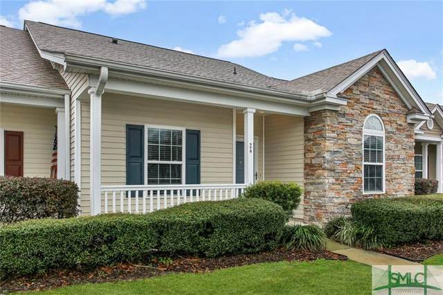 24 Travertine Circle, Savannah, GA 31419 (MLS #243164) :: The Sheila Doney Team
