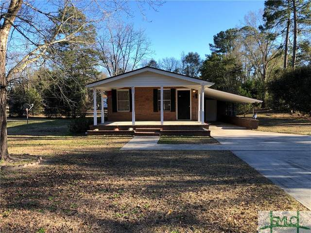 521 E Williams Street, Rincon, GA 31326 (MLS #243166) :: McIntosh Realty Team