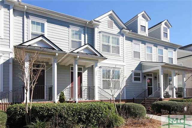 224 Village Green Drive, Pooler, GA 31322 (MLS #243194) :: RE/MAX All American Realty