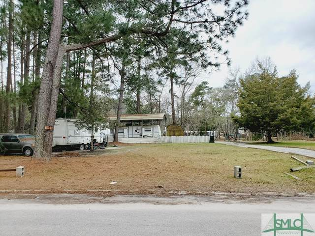 315 Court Drive, Midway, GA 31320 (MLS #243196) :: Bocook Realty