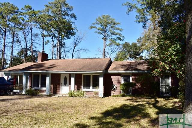 8 Bransby Drive, Savannah, GA 31406 (MLS #243201) :: The Sheila Doney Team