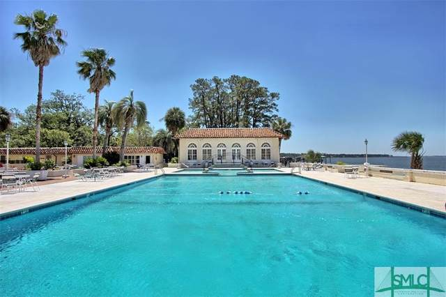 700 Wilmington Island Road #6, Savannah, GA 31410 (MLS #243202) :: Liza DiMarco