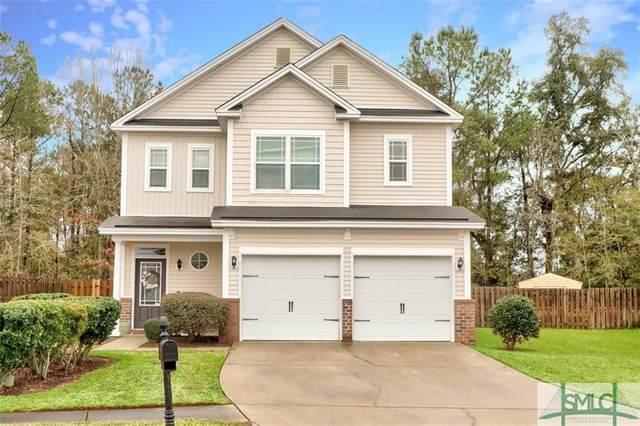 130 Chapel Lake S, Savannah, GA 31419 (MLS #243204) :: RE/MAX All American Realty