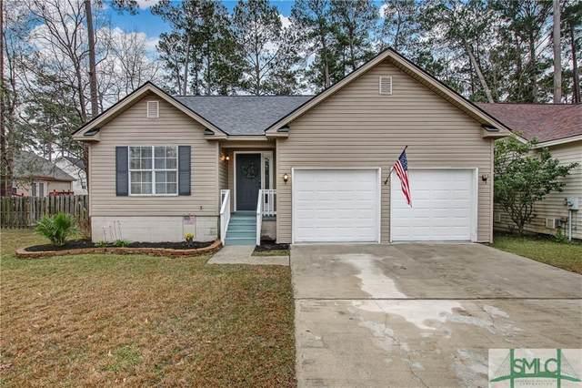 3 Cane Grinder Court, Savannah, GA 31419 (MLS #243214) :: Glenn Jones Group | Coldwell Banker Access Realty