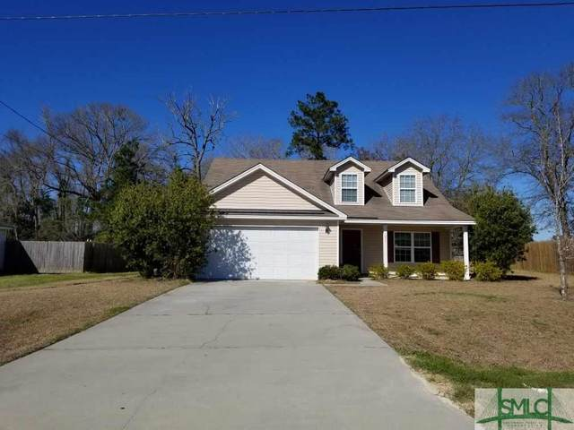 295 Bonnie Circle, Ellabell, GA 31308 (MLS #243223) :: The Sheila Doney Team
