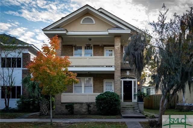731 E Henry Street, Savannah, GA 31401 (MLS #243235) :: McIntosh Realty Team