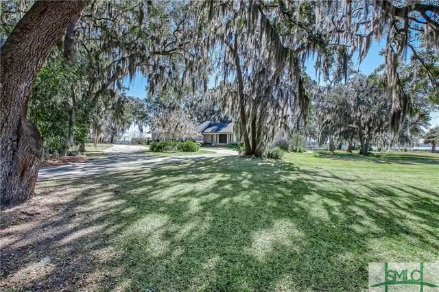 12 Sandy Point Road, Savannah, GA 31404 (MLS #243236) :: The Arlow Real Estate Group
