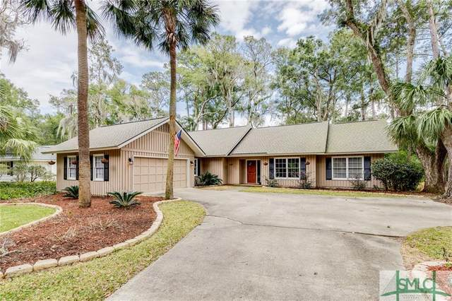 104 Mercer Road, Savannah, GA 31411 (MLS #243247) :: Keller Williams Coastal Area Partners