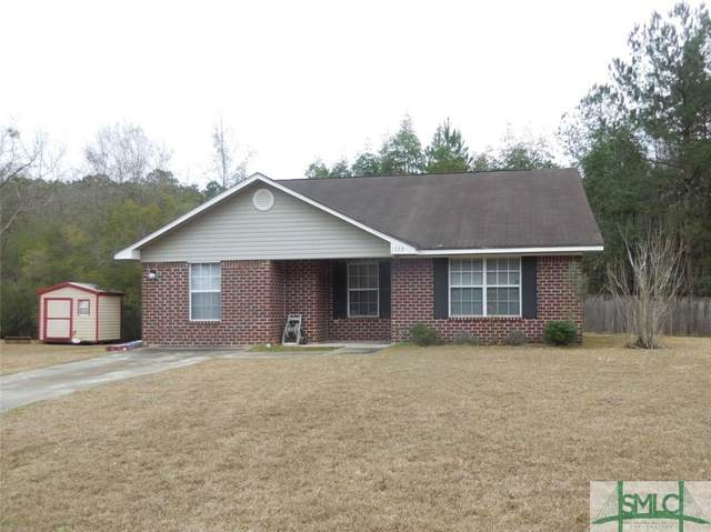1322 Ryans Way, Pooler, GA 31322 (MLS #243249) :: The Arlow Real Estate Group