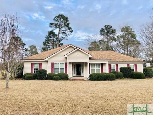 810 Plantation Drive, Rincon, GA 31326 (MLS #243254) :: Barker Team | RE/MAX Savannah
