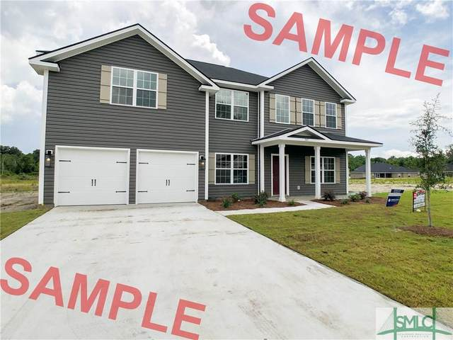 869 Fairview Circle, Hinesville, GA 31313 (MLS #243263) :: RE/MAX All American Realty