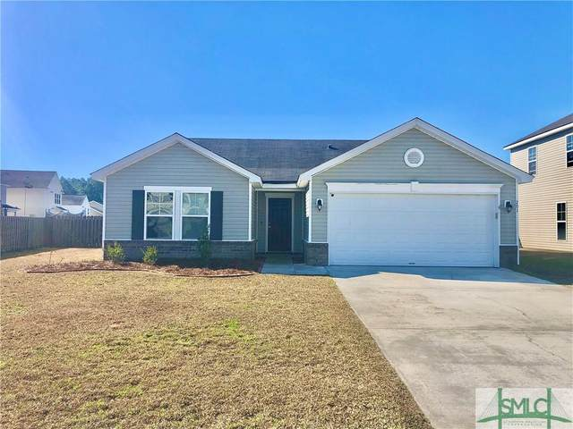 201 Lakepointe Drive, Savannah, GA 31407 (MLS #243265) :: Keller Williams Coastal Area Partners
