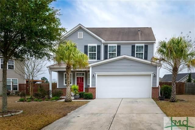 463 Stonebridge Circle, Savannah, GA 31419 (MLS #243282) :: Glenn Jones Group | Coldwell Banker Access Realty