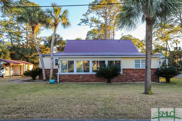 303 8th Street, Tybee Island, GA 31328 (MLS #243286) :: Glenn Jones Group | Coldwell Banker Access Realty