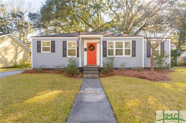 303 E 65th Street, Savannah, GA 31405 (MLS #243289) :: Bocook Realty