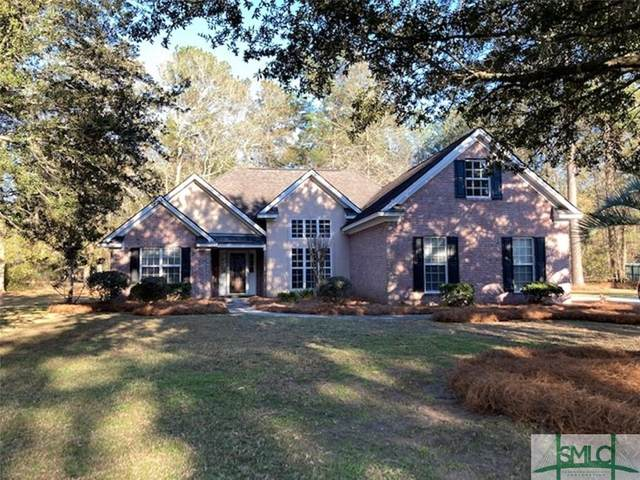 56 Brittany Court, Richmond Hill, GA 31324 (MLS #243291) :: The Arlow Real Estate Group