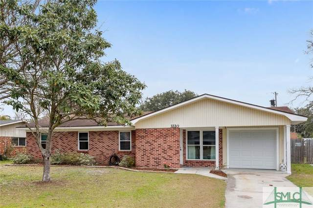 3220 Oakwood Drive, Savannah, GA 31404 (MLS #243292) :: Bocook Realty