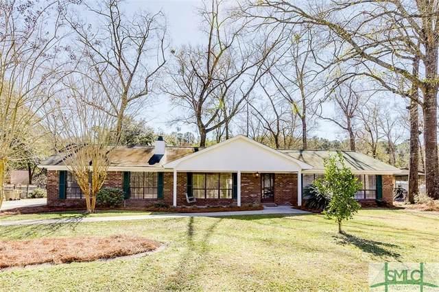 255 Gill Road, Richmond Hill, GA 31324 (MLS #243297) :: Coastal Savannah Homes