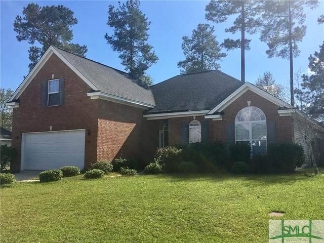 40 Patriot Drive, Richmond Hill, GA 31324 (MLS #243300) :: Keller Williams Coastal Area Partners
