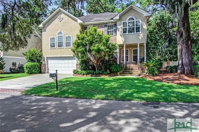24 Dockside Drive, Savannah, GA 31410 (MLS #243305) :: Glenn Jones Group | Coldwell Banker Access Realty
