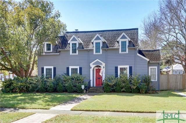 437 E 53rd Street, Savannah, GA 31405 (MLS #243322) :: The Arlow Real Estate Group