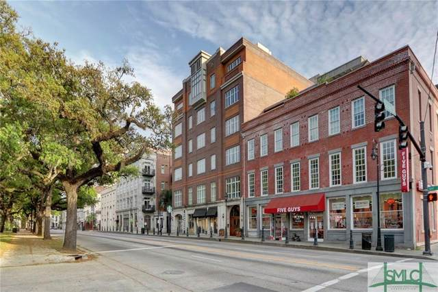 165 W Bay Street #204, Savannah, GA 31401 (MLS #243325) :: RE/MAX All American Realty