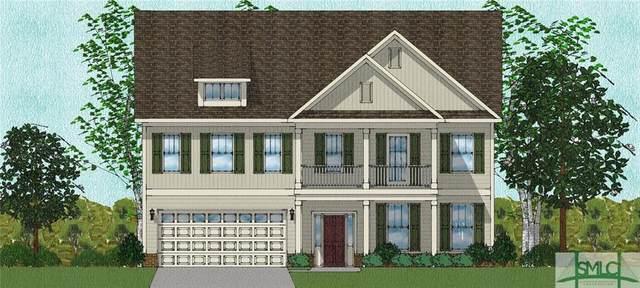 4189 Castleoak Drive, Richmond Hill, GA 31324 (MLS #243341) :: Keller Williams Coastal Area Partners
