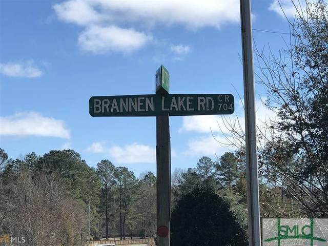 0 Brannen lake Rd Brannen Lake Road, Statesboro, GA 30458 (MLS #243350) :: Keller Williams Coastal Area Partners