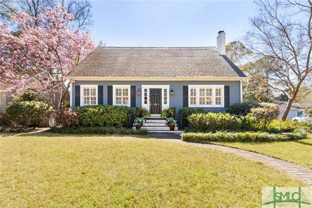301 Columbus Drive, Savannah, GA 31405 (MLS #243354) :: The Arlow Real Estate Group