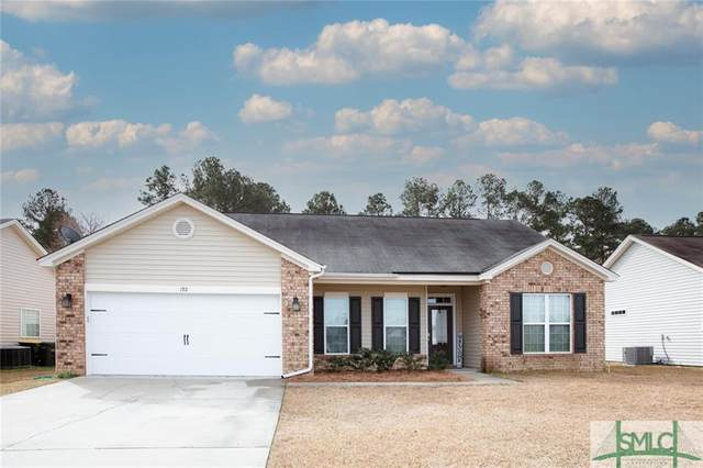 192 Willow Point Circle, Savannah, GA 31407 (MLS #243356) :: Keller Williams Coastal Area Partners
