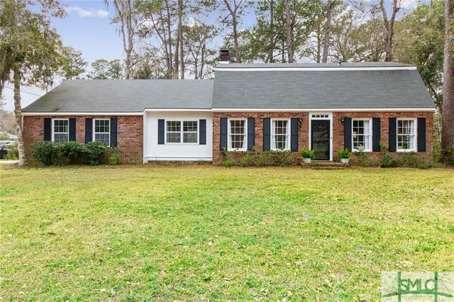 7637 La Roche Avenue, Savannah, GA 31406 (MLS #243357) :: Bocook Realty
