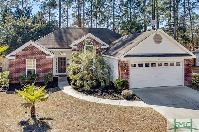 67 Yellow Jasmine Court, Pooler, GA 31322 (MLS #243360) :: Coastal Savannah Homes