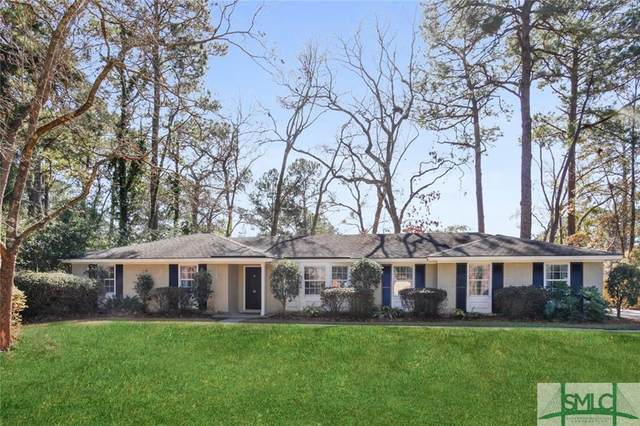 33 Jameswood Avenue, Savannah, GA 31406 (MLS #243364) :: The Arlow Real Estate Group