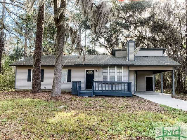 5914 Garrard Avenue, Savannah, GA 31405 (MLS #243365) :: Keller Williams Coastal Area Partners