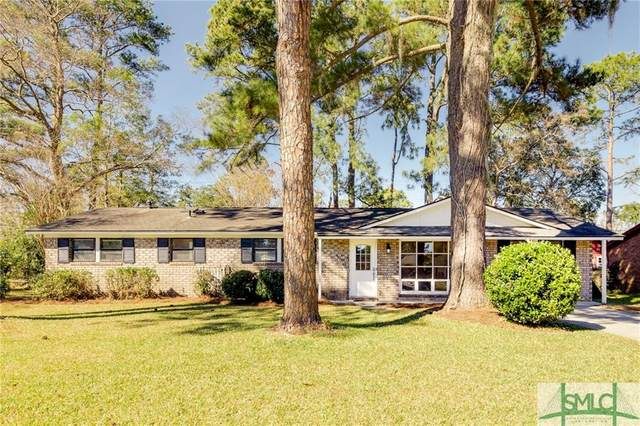 12746 Golf Club Drive, Savannah, GA 31419 (MLS #243366) :: Barker Team | RE/MAX Savannah