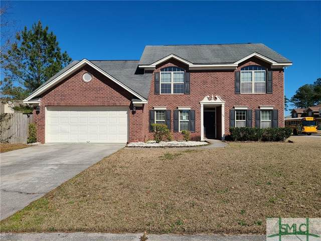 126 Morgan Pines Drive, Pooler, GA 31322 (MLS #243373) :: The Arlow Real Estate Group